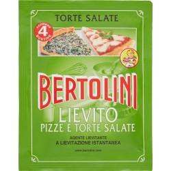 Bertolini Lievito Pizze e Torte Salate 4 x 16 gr.