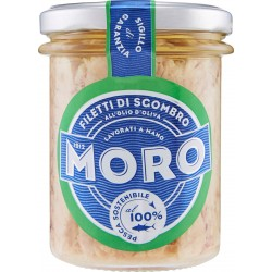 Moro filetti sgombro - gr.190