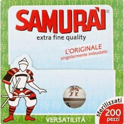 Samurai stuzzicadenti imbustati 200pezzi