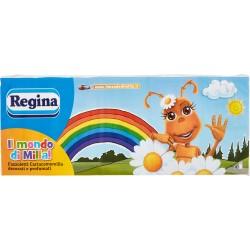 Regina cinque stelle tovaglioli di carta usa e getta decorati 46pz - Tovaglioli di carta decorati ...