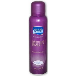 Roberts deodorante spray intensive beauty - ml.150