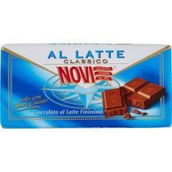 Novi tavoletta con cioccolato al latte - gr.100