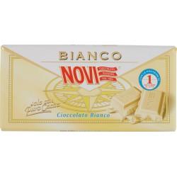 Novi tavoletta con cioccolato bianco - gr.100