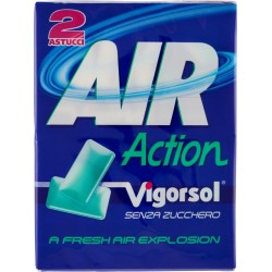 Vigorsol Air action senza zucchero gr.29x2