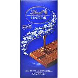 Lindt Lindor tavoletta cioccolato fondente gr.100