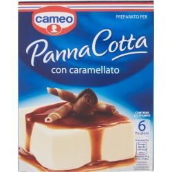 Cameo panna cotta caramello - gr.97
