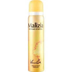 Malizia deodorante vanilla donna - ml.100