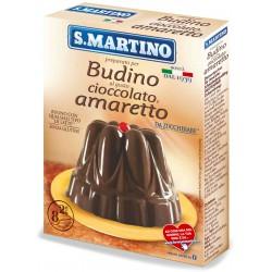 San Martino budino cioccolato e amaretto x2
