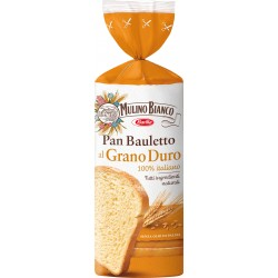 Mulino Bianco pan bauletto grano duro - gr.400