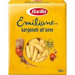 Barilla Emiliane Garganelli all'uovo n.180 gr.250