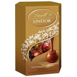 Lindt Lindor Latte Extra fondente Bianco 200 gr.