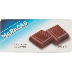 Witor's Maracas Cioccolato al latte gr.100