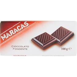 Witor's Maracas Cioccolato Fondente gr.100