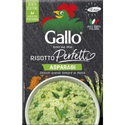 Gallo Risotti da Chef agli Asparagi con un Tocco di Curcuma 175 gr.