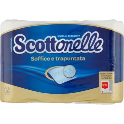 Scottonelle Carta Igienica 12 pz.
