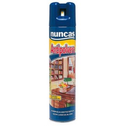 Nuncas anti-polvere spray - ml.400