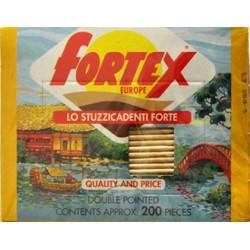 Fortex stuzzicadenti x200