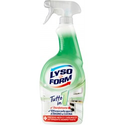 Lysoform tutto in 1 spray - ml.750