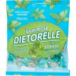 Dietorelle gommose menta gr 70