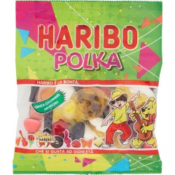 Haribo busta polka - gr.200