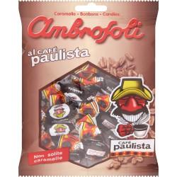 Ambrosoli caramelle caffe' paulista - gr.150