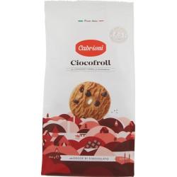 Cabrioni biscotti ciocofroll - gr.650