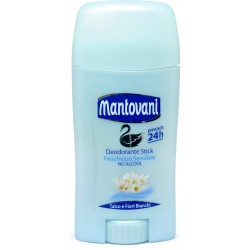 Mantovani deodorante stick talco - ml.40