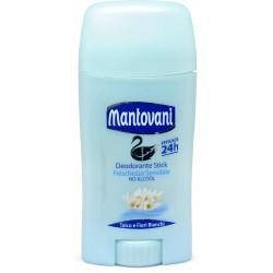 Mantovani deodorante stick talco - ml.40