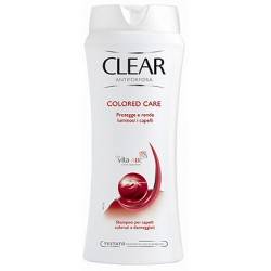 Clear shampo capelli colorati - ml.250