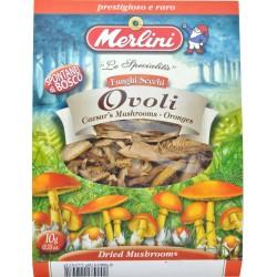Funghi secchi ovoli Merlini gr.10