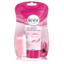 Veet crema sotto la doccia loto - ml.150