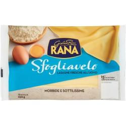 Giovanni Rana Sfogliavelo Lasagne Fresche all'Uovo 250 gr.
