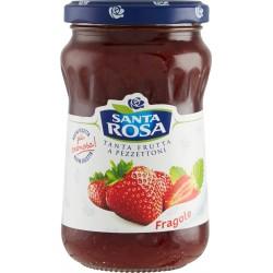 Santa Rosa confettura di fragole - gr.350