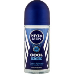 Nivea deodorante roll-on cool kick men - ml.50