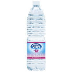 Vera acqua naturale - lt.1,5