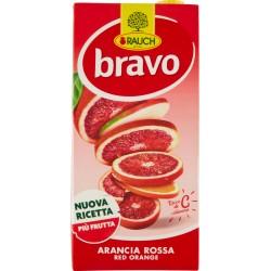 Bravo succo arancia rossa - lt.2