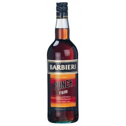 Barbieri punch al rum - lt.1