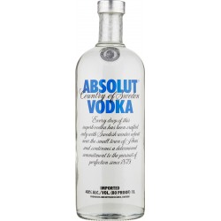 absolut vodka 40 lt.1