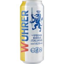 Wuhrer birra cl.50 latt.