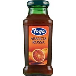 Yoga succo arancia rossa cl.20 vap