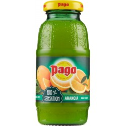 Pago succo arancia cl.20 vap