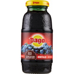 Pago succo mirtilli cl.20 vap