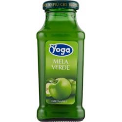 Yoga succo mela verde cl.20 vap