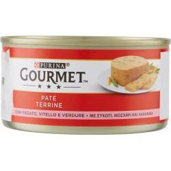 Gourmet lattina con verdure vitello e fegato - gr.195