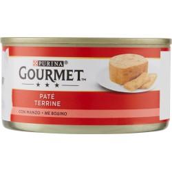 Gourmet lattina paté di manzo - gr.195