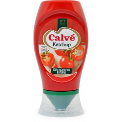 Calve ketchup top down - ml.250