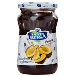 Santa Rosa confettura di prugne - gr.350