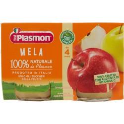 Plasmon omogenizzato alla mela - gr.104 x2