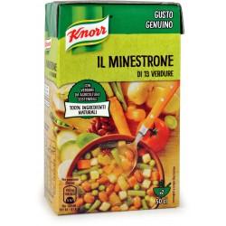 Knorr minestrrone tradizionale in brick - ml.500