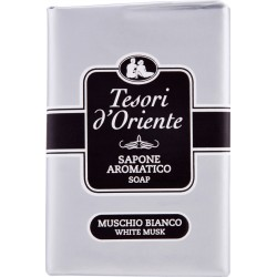 Tesori d'oriente saponetta muschio bianco - gr.150